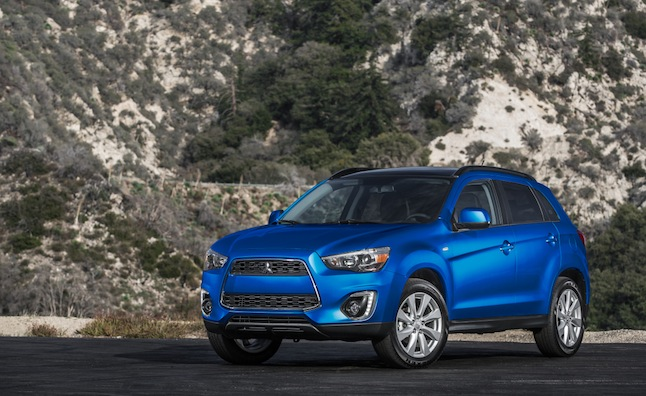 2015 Mitsubishi Outlander Sport gets Small MPG Boost