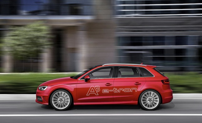 Audi Planning New Plug-In Hybrid Models