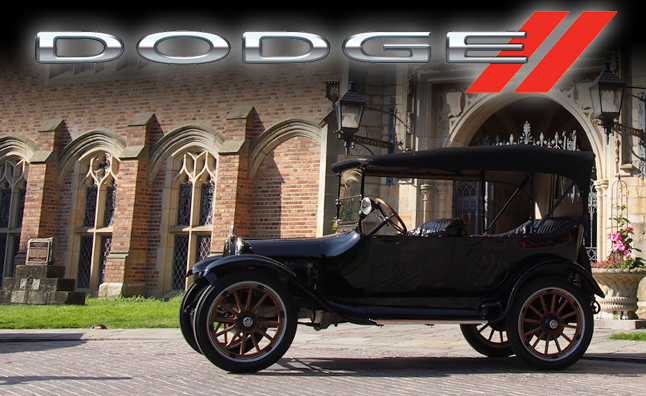 Dodge Celebrates its 100th Birthday