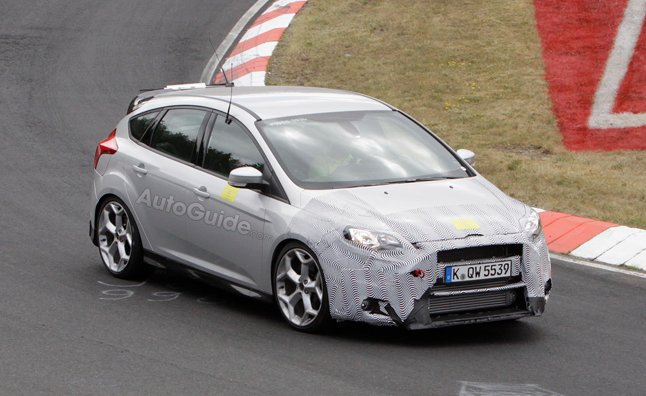 Ford Focus RS-Main