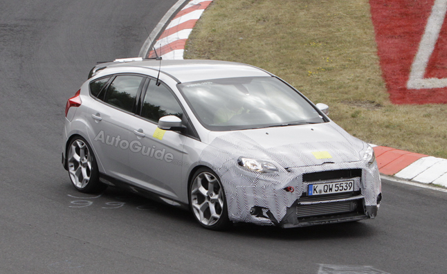 Ford Focus RS Heading to US