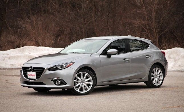 2015 Mazda3 Gets Five-Star NHTSA Safety Rating