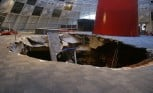 Corvette Museum Sinkhole to Become Permanent Exhibit