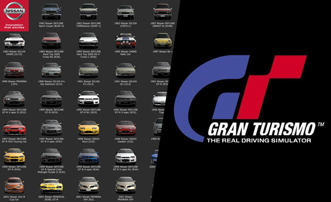 Nissan Boasts 148 'Gran Turismo' Cars, Teases New One