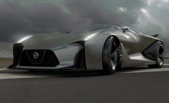 Future GT-R Design Previewed in Gran Turismo Concept