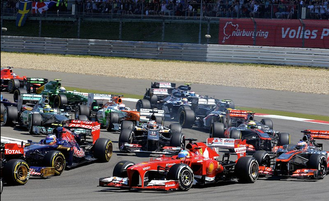 Nürburgring May Host Annual F1 Race