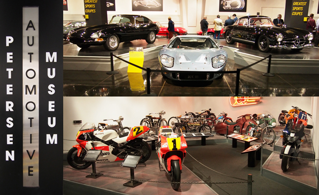 Visiting the Petersen Automotive Museum: Mega Gallery