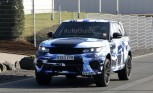 New Range Rover Sport Variant to Wear SVR Badge