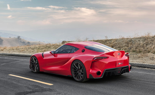 BMW Z7 Rumored as New Toyota Supra Twin