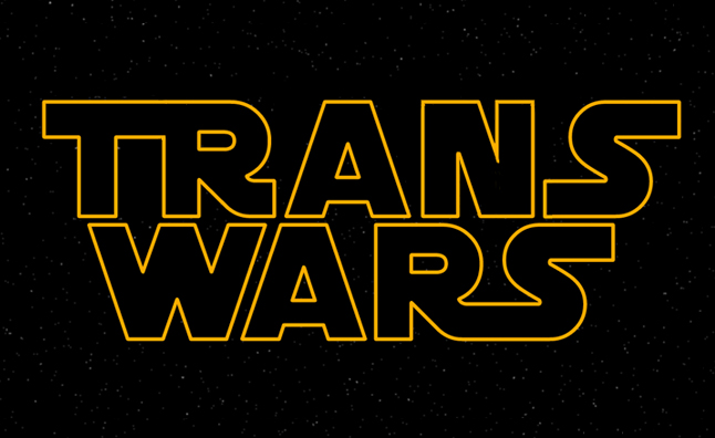 TRANS WARS Episode I: The Phantom Pedal
