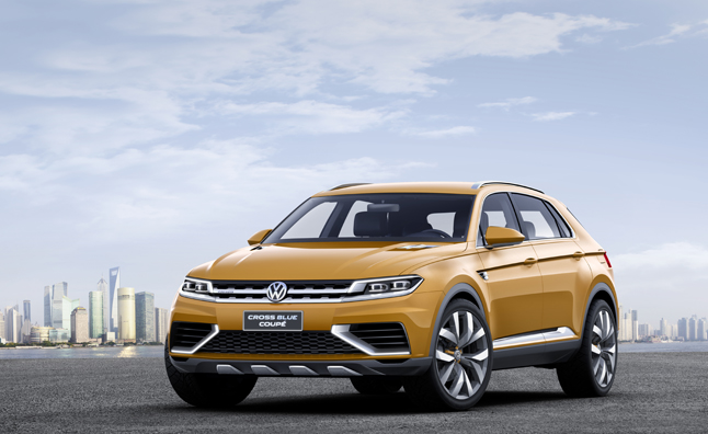 New VW Crossover to be Built in Chattanooga