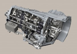 ZF Seven-Speed Dual-Clutch Automatic
