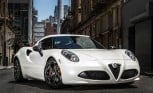2015 Alfa Romeo 4C Priced from $55,195