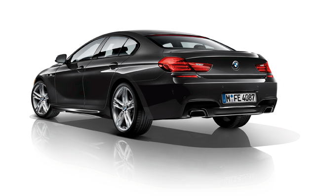 BMW 6 Series Bang & Olufsen Edition Announced