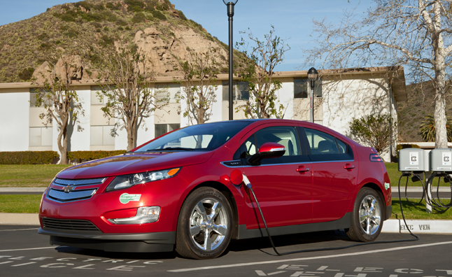 Chevrolet Volt Battery Issue Addressed Without Recall