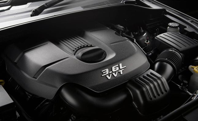 Chrysler Pentastar V6 Engine Gets Extended Warranty