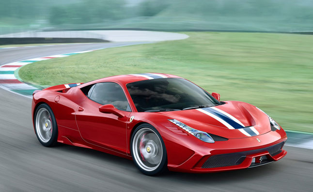 Baby Ferrari 458 With Turbo V6 Under Consideration
