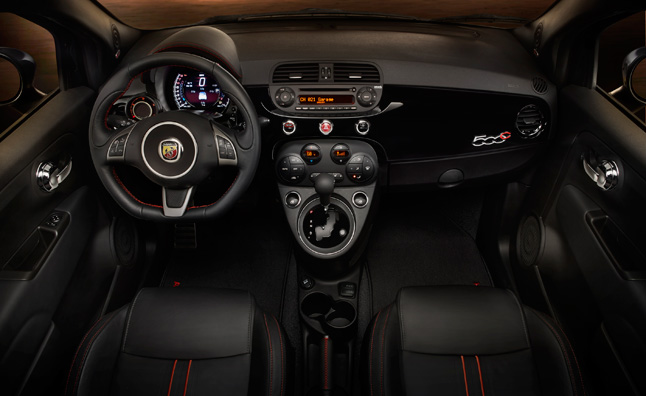 2015 Fiat 500 Abarth Automatic Production Begins
