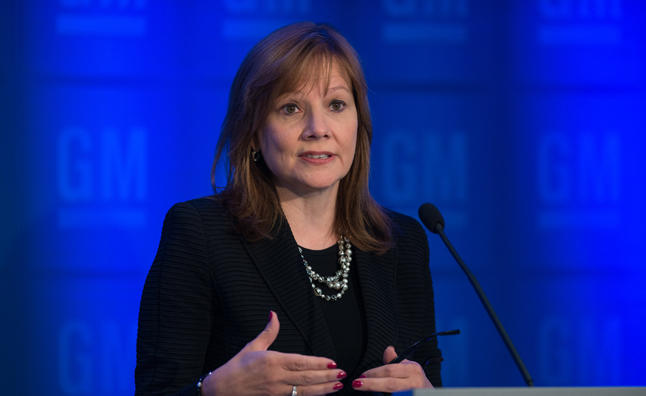 GM CEO Promises Answers For Congress Next Week