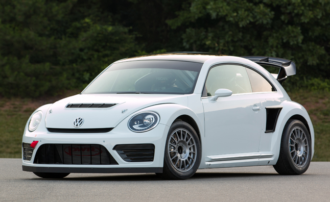 Volkswagen Beetle GRC Race Car Revealed With 544 HP