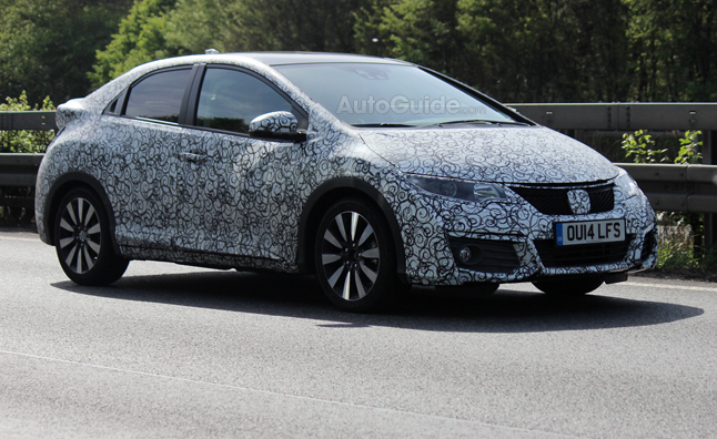 honda-civic-facelift-spy-photo