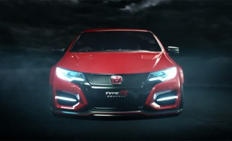 Honda Breaks Tradition in New Civic Type R Video