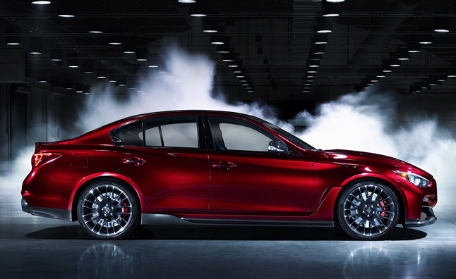 Infiniti Q50 Eau Rouge Could Cost More Than $100,000