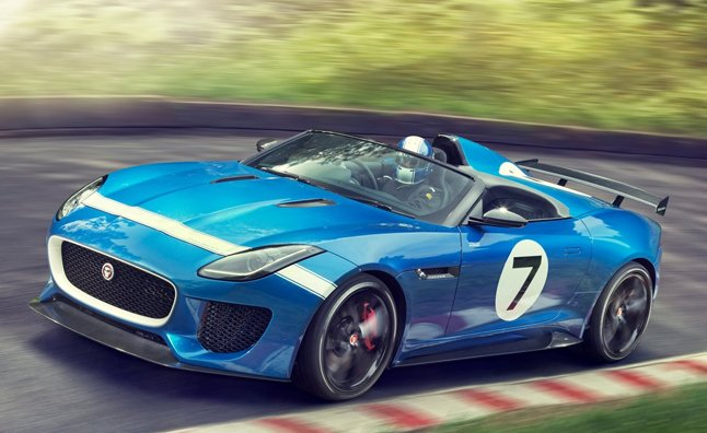 Jaguar Special Operations Bringing New Project to Goodwood