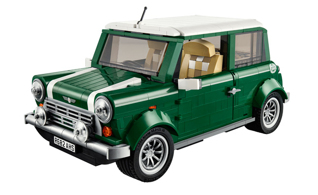 LEGO MINI Cooper is the Ultimate Collectible
