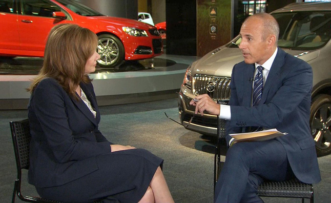 More Recalls Possible Says GM CEO