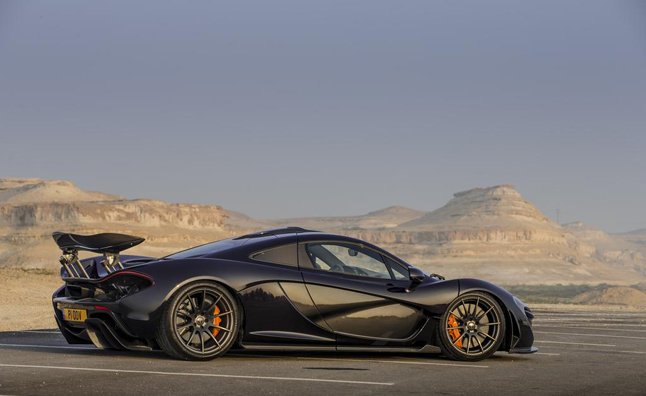 Plans for More McLaren Models Revealed
