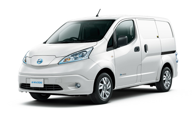 Nissan e-NV200 Pilot Program Expands to Portland