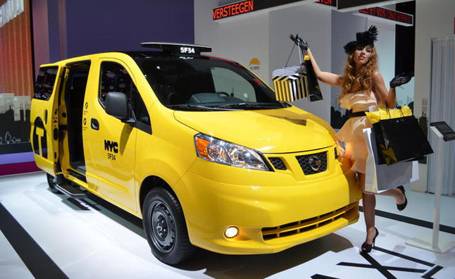 NYC's Nissan-Only Taxi Plan Ruled Legal