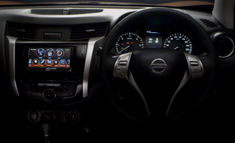 New Nissan Truck Interior Teased in Video