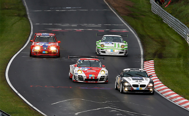 Watch the 2014 Nurburgring 24 Hours Live Streaming Here