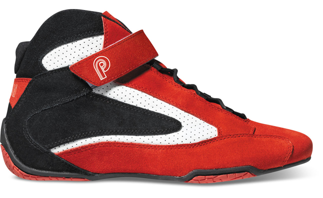 Piloti Racing Shoes Revived by Canadian Tire
