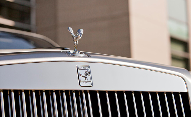 Rolls-Royce Code-Names SUV After a Giant Jewel