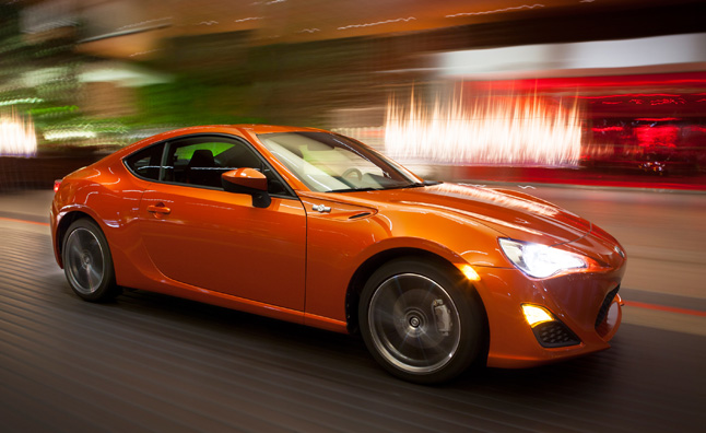 Scion FR-S Hybrid Unlikely Says Toyota