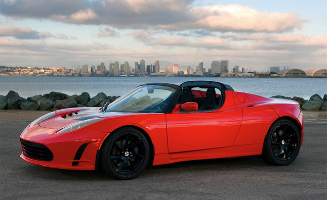 Tesla Roadster to be Upgraded this Year