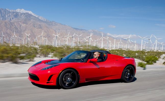 Next Tesla Roadster Won't Arrive Until 2019