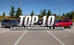 Top 10 Safest Crossovers and SUVs of 2014