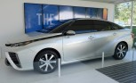 Toyota Fuel Cell Vehicle Hits Regulation Snag
