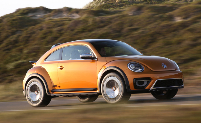 Volkswagen Beetle Dune Under Consideration for Production