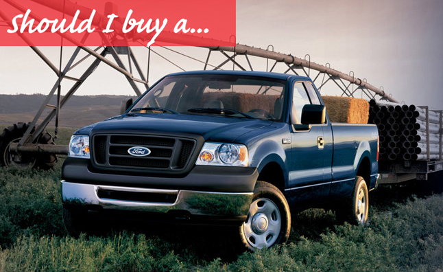 Should I Buy a Used Ford F-150?