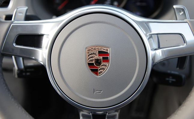 Porsche 718 Baby Boxster Due in 2016