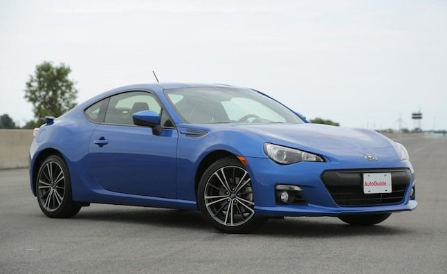 Subaru BRZ to Live On into Second Generation