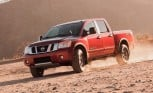 2016 Nissan Titan Confirmed for Detroit Debut