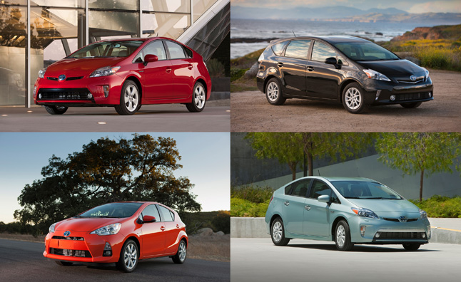 2016 Toyota Prius to Offer Two Battery Choices, AWD