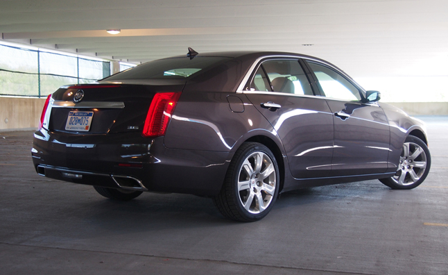 2014 Cadillac CTS Art and Science