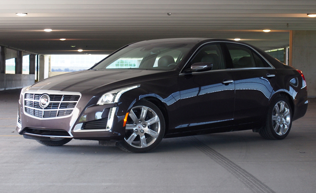 2014 Cadillac CTS Five-Point Inspection
